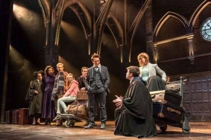 Prihaja nova knjiga o Harryju Potterju, ki je že zaživela na odrih.
