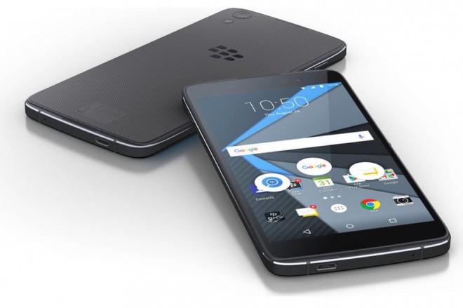 Bo BlackBerry DTEK50 zgodba o uspehu ali še en strel v prazno?