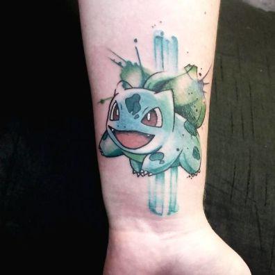 Tatuji Pokemonov