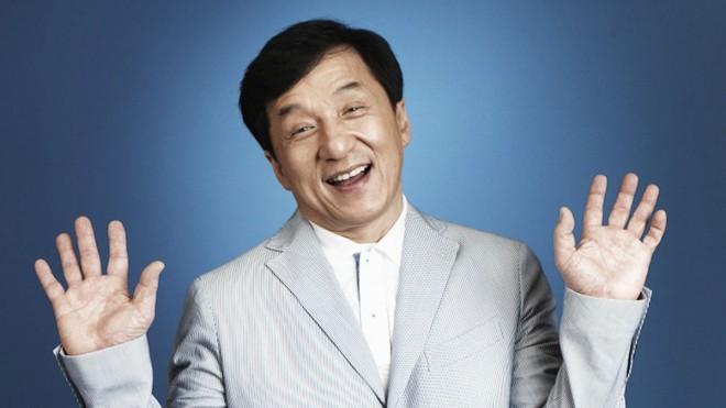 Jackie Chan je bil s 50 milijoni dolarjev zaslužka drugi tudi leta 2015.