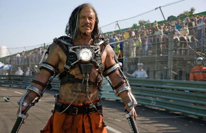 Mickey Rourke prezira svojo vlogo v filmu Iron Man 2.