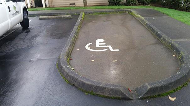 Invalidi naravnost ljubijo robnike.