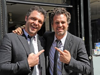 Mark Ruffalo in Anthony Molinari