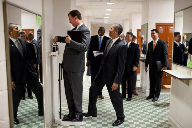 Obama je mogoče predsednik ZDA, a takoj za tem je veliki šaljivec.