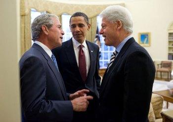 Barack Obama kot ga je v objektiv ujel uradni fotograf Bele hiše Pete Souza.