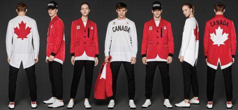 1. mesto: reprezentanca Kanade