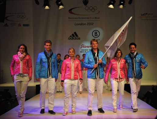 Nemčija, Adidas, London 2012