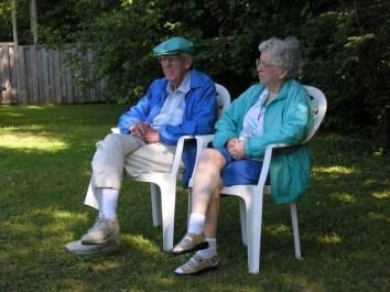 Vprašajte babico in dedka vse, kar vas zanima, da ne bo prepozno.