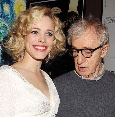 Woody Allen in Rachel McAdams