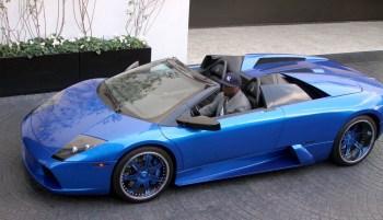 50 Cent – Lamborghini Gallardo (cena: 2 milijona ameriških dolarjev)