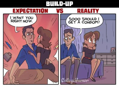 Prvi seks – razlike med pričakovanji in realnostjo