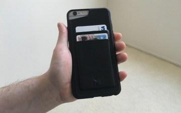 Megaverse Anti-Gravity Case kot denarnica