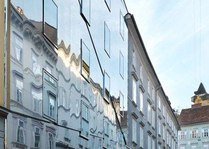 Ballhausgasse – hiša z ogledali