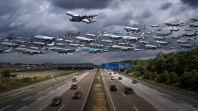 Letališče v Frankfurtu na Majni (Nemčija)