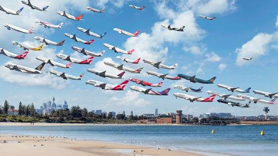 Sydneyjsko letališče Kingsford Smith (Avstralija)