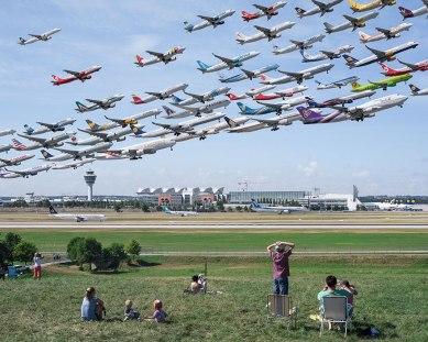 Letališče v Münchnu (Nemčija)