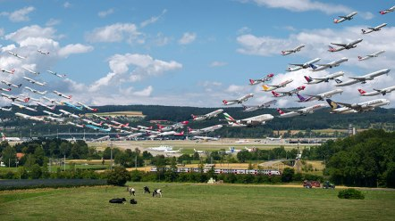 Letališče Zürich (Švica)