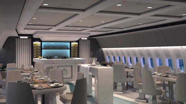 Predelano letalo Boeing 777-200LR