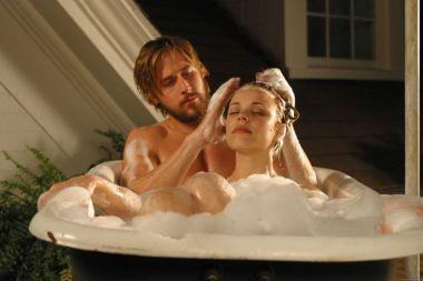Noah in Allie iz filma The Notebook (Beležnica)
