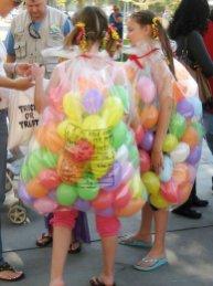Vrečka s sladkarijami
