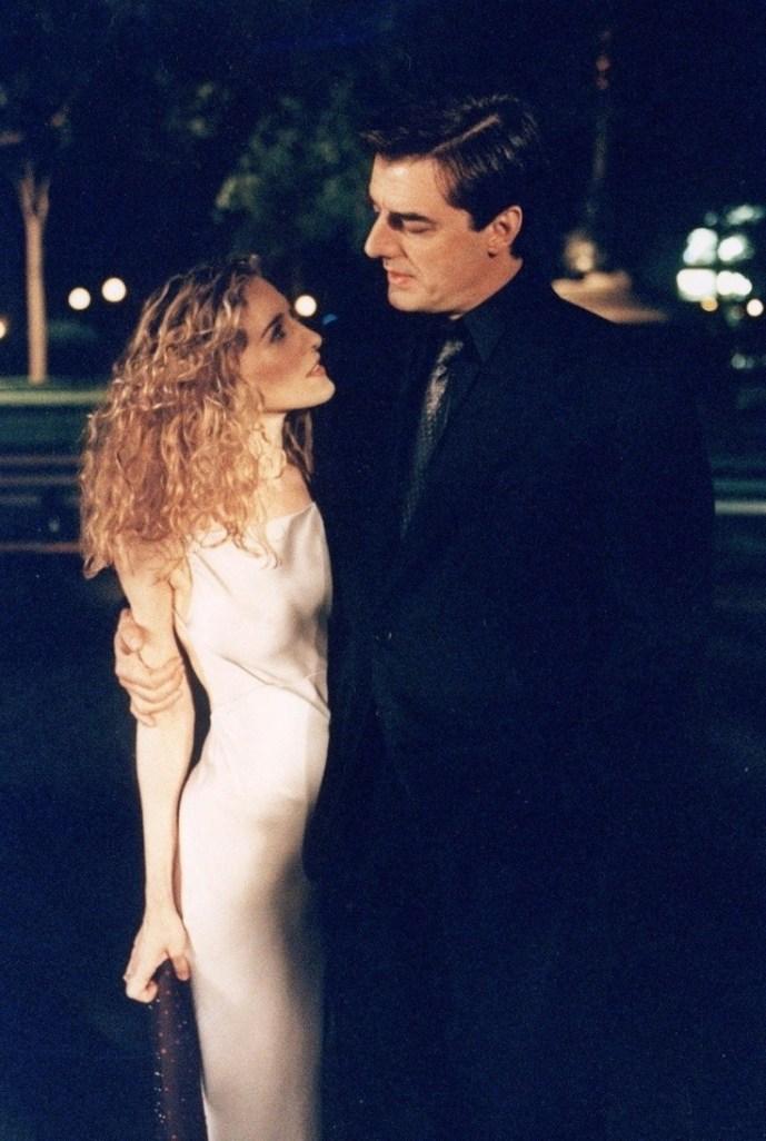 Carrie in Big iz serije Sex and the City (Seks v mestu)