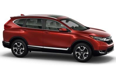 Nova Honda CR-V (2017)