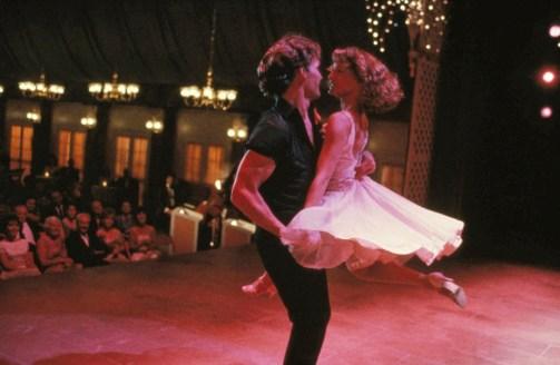 Baby in Johnny iz filma Dirty Dancing (Umazani ples)