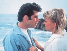 Sandy in Dany iz muzikala Grease (Briljantina)