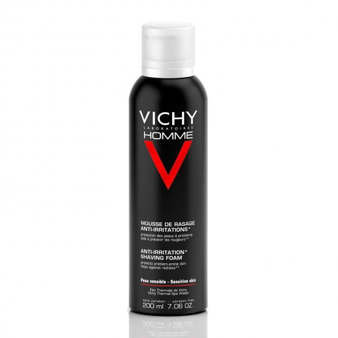 Pena za britje Vichy Homme