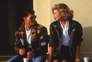 Charlie in Maverick iz filma Top Gun