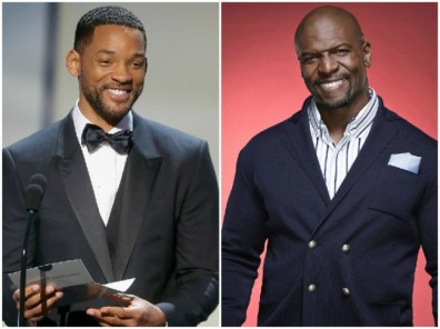 Will Smith in Terry Crews, 51 let