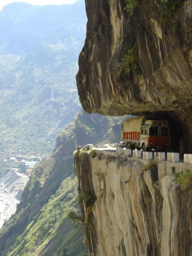 Cesta smrti, Bolivija