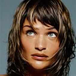 7. Danska (na fotografiji je manekenka in fotografinja Helena Christensen)