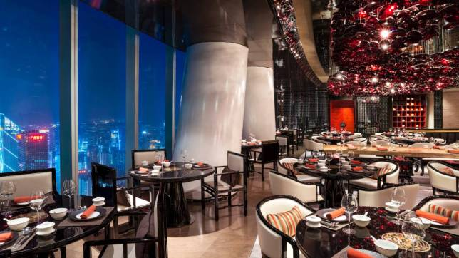 Restavracija Elba, Kitajska