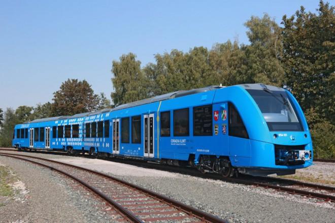 Nemčija bo prva na svetu, ki bo imela vlake na gorivne celice.