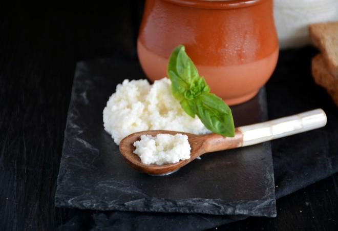 Za pripravo kefirja potrebujete kefirjeva zrna.
