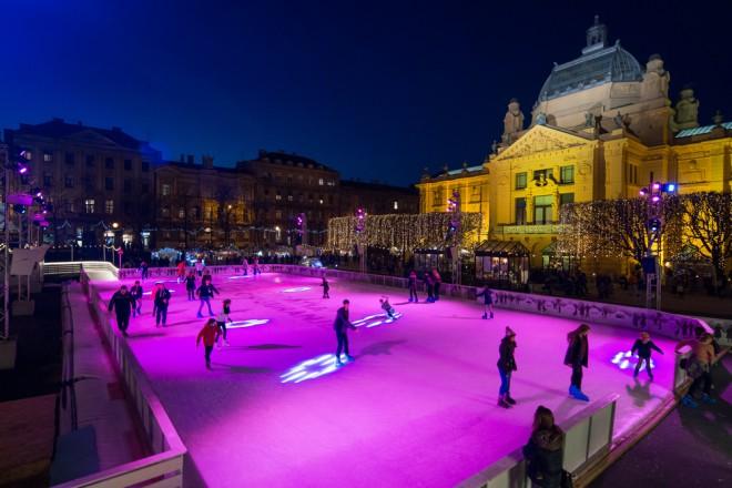 Zagreb je bil lani razglašen za najboljšo božično destinacijo, tudi letos je nominiran (Foto: Shutterstock)