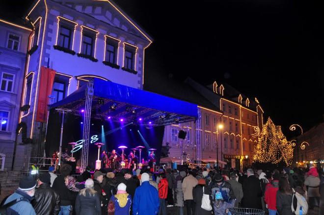 Tradicionalni božični koncert vsako leto privabi veliko poslušalcev