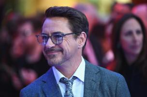 2. mesto: Robert Downey Jr.