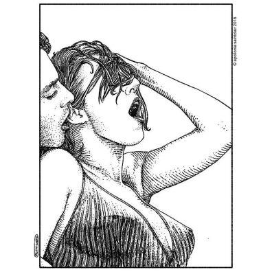 Erotične ilustracije za odrasle