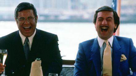Robert de Niro v filmu The King of Comedy (1982)