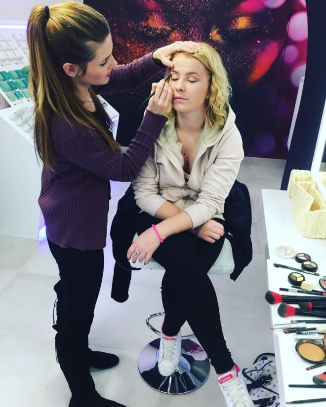 V Cipria Makeup Ljubljana vas tudi naličijo!