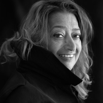 Arhitektka Zaha Hadid