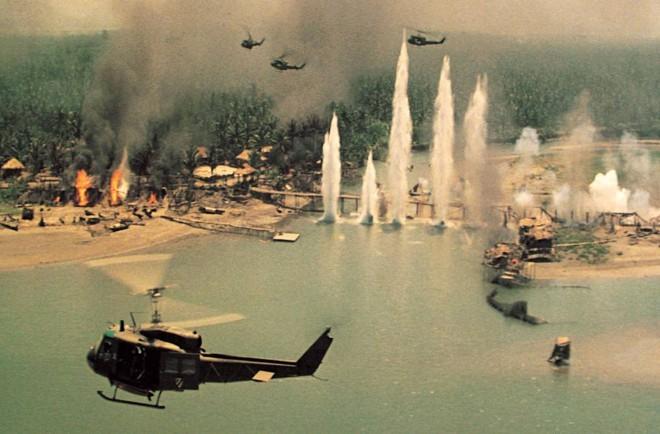 Film Apokalipsa danes je zabetoniral našo predstavo o vietnamski vojni.