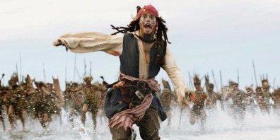 19. Pirati s Karibov: Mrtvečeva skrinja (Pirates of the Caribbean: Dead Man's Chest, 2006)