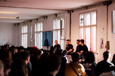 adidas Originals - EQT Event - Berlin 2017
