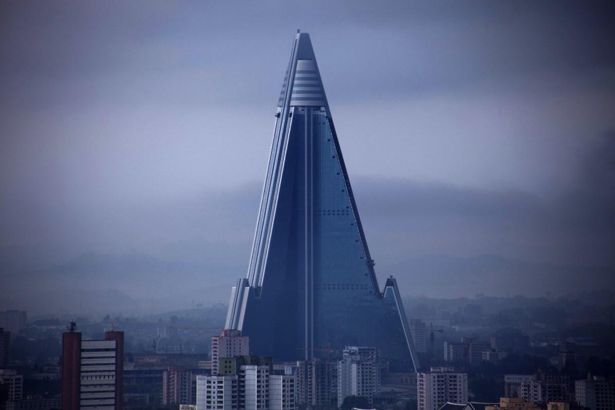 Hotel Rjugjong (Severna Koreja)
