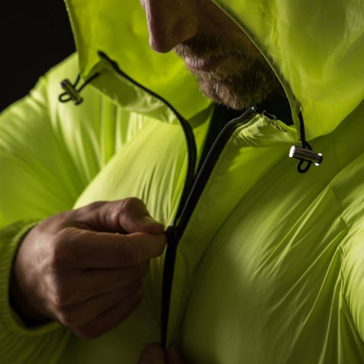 Vetrovka in hkrati jakna Uncharted Supply Hideaway Jacket