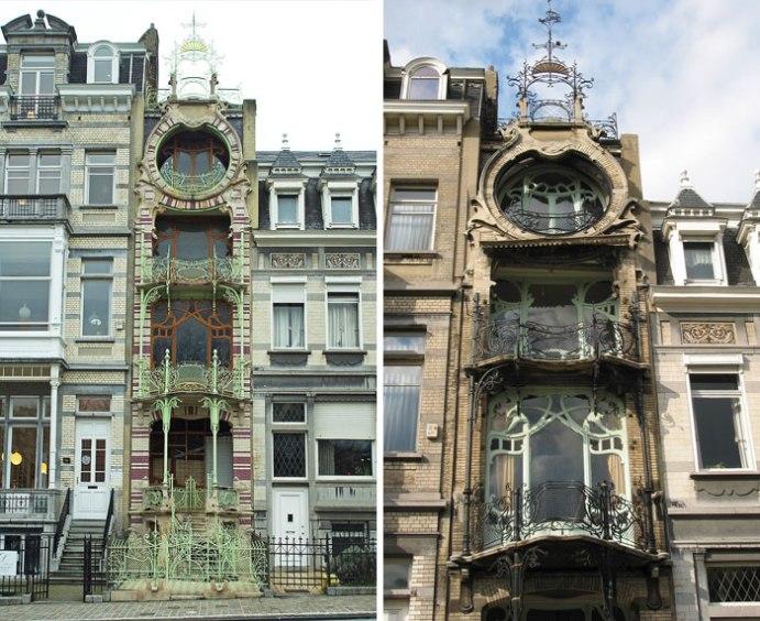 Maison St Cyr, Bruselj (Belgija)