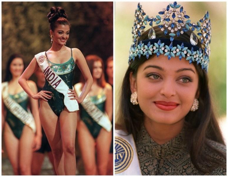 Aishwarya Rai, Indija, mis sveta 1994